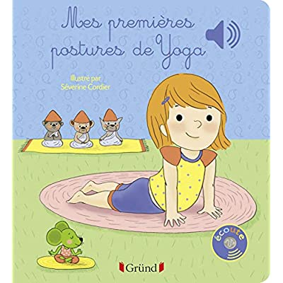 Mes premières postures de yoga