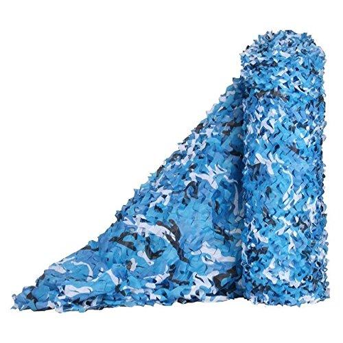 mo Netz für die Jagd Militär Dekoration Sonnenschutz, Ocean Camo (Bulk-dekorationen)