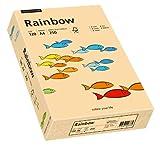 Papyrus 88042502 Druckerpapier Rainbow 120 g/m², A4 250 Blatt lachs