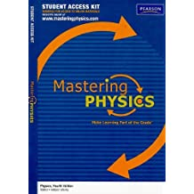 MasteringPhysics Student Access Kit for Physics (Mastering Physics (Access Codes)) by James S. Walker (2009-10-23)