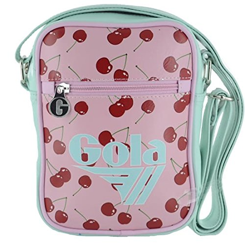 BORSA GOLA MACLAINE MKII FRUIT BLUE/BUBBLEGUM/RED MINT/PALE PINK