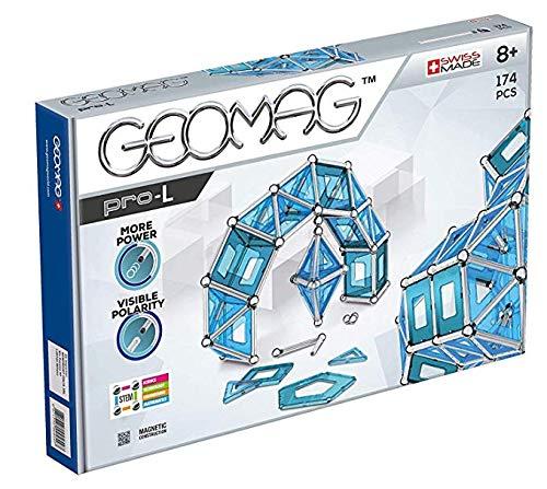 Geomag 025 PRO L Konstruktionsspielzeug, 174-teilig gebraucht kaufen  Wird an jeden Ort in Deutschland