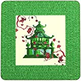 Bussani Pagode 3 Lot de 6 sets de table rectangulaires