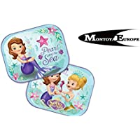 2x Coche Parasol UV bebé niños Disney