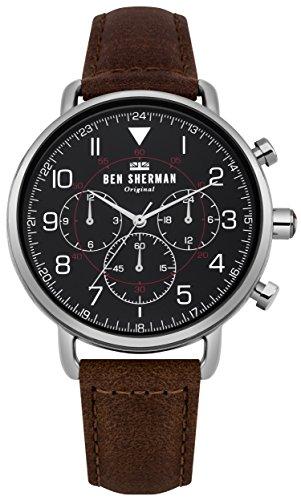 Ben Sherman Herren-Armbanduhr WB068BBR