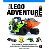 The LEGO Adventure Book, Vol. 1: Cars, Castles, Dinosaurs & More! by Megan H. Rothrock (2012-11-09)