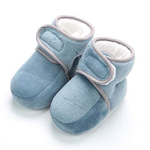 storeofbaby Neugeborenes Baby gemütliche Winter Booties Prewalker Baumwolle Crip Schuhe