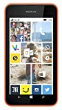 Nokia Lumia 530 Smartphone 3G (Ecran: 4 pouces - 4 Go - Windows Phone 8 - Double SIM) Orange