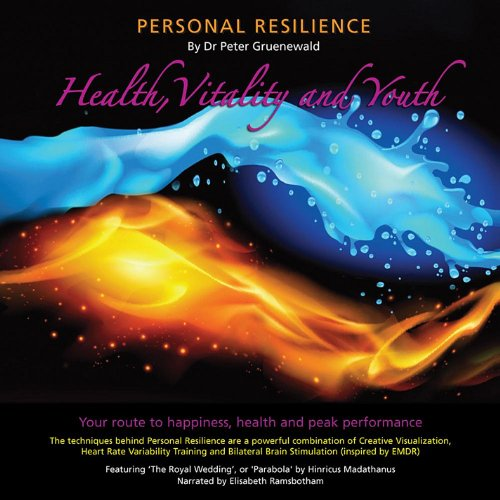 Peter Dr. Gruenewald: Personal Resilience-Health Vit (Audio CD)