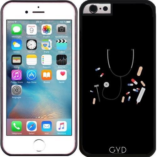 Custodia in silicone per Iphone 6/6S - Attrezzature Medici by