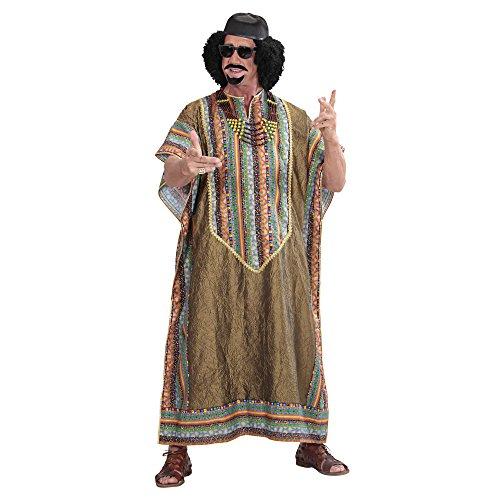 Widmann 9489A - Erwachsenenkostüm Afrikanischer Diktator, Größe L / - Diktator Kostüm