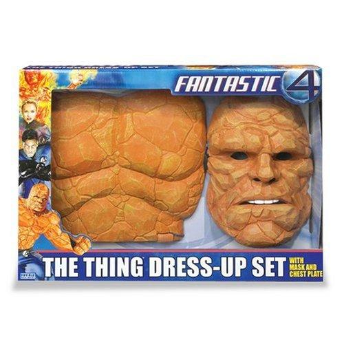 Dress Up Set (Fantastic 4 Kostüm)