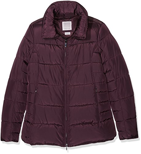 Geox Woman Jacket, Giacca Donna, LT Aubergine F8027, 44