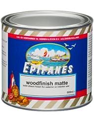 EPIFANES VERNIS BOIS WOODFINISH SATIN MONOCOMPOSANT