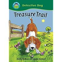 Treasure Trail (Start Reading: Detective Dog)