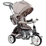 Sun Baby T500/BE - Little Tiger Tricycle Beige