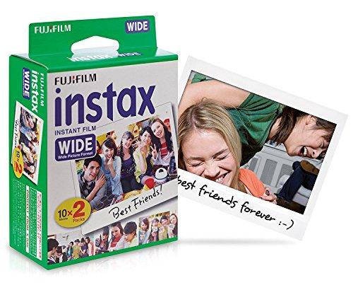 Fujifilm Fuji Instax Wide Film Sofort Fotos für Polaroid 210200Kamera ()