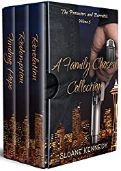 A Family Chosen Collection (Volume 5): The Protectors and Barrettis (English Edition)