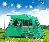 Best Tentes familiales - Lxj Plein air Tente Tente extérieure Automatique Tente Review