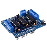 #6: XCLUMA L293D MOTOR DRIVER SHIELD for ARDUINO AND OTHERS
