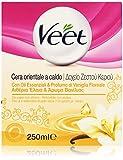 Veet Oriental Wax Essential Oils, 250 ml