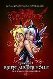 Image de Die kleine Gruftschlampe 01: Briefe aus der Hölle (Die Legende der Vampiri Mörderherz)