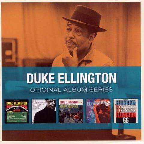 Original Album Series : Will Big Bands Ever Come Back ? / Duke Ellington's Jazz Violin Sessions / Duck Ellington's Walt Disney's Mary Poppins / Ellington '65 / Ellington '66 (Coffret 5 CD)