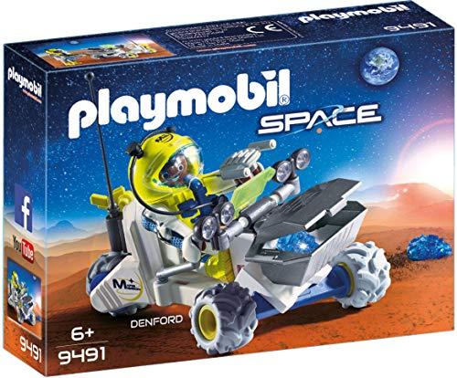 Playmobil- Vehículo Espacial Juguete