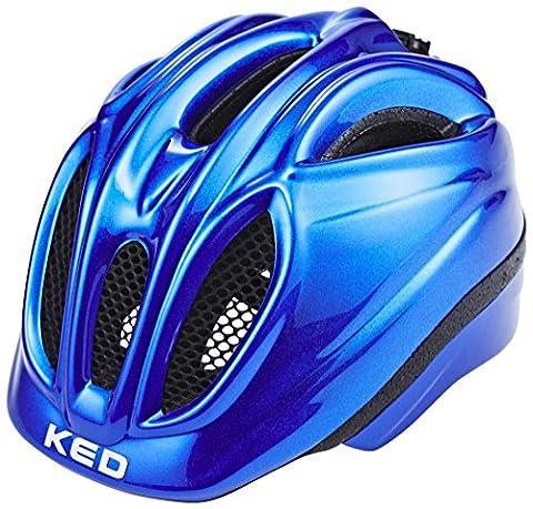 KED Meggy Helmet Kids Blue Kopfumfang 52-58 cm 2017 mountainbike helm downhill