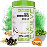 Olena EVOLVE Performance Plant Protein, 25G Protein, Natural Vanilla Flavour, Antioxidants, Digestive Enzymes