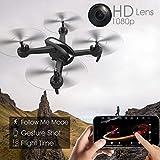 Blatboy SH7 - Dron teledirigido con Efectos Inteligentes, grabación...
