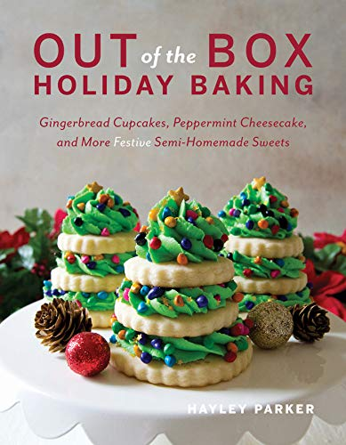 Out of the Box Holiday Baking - Gingerbread Cupcakes, Peppermint Cheesecake, and More Festive Semi-Homemade Sweets La Grand-pie Dish