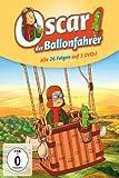 Oscar, der Ballonfahrer - Alle 26 Folgen [3 DVDs]
