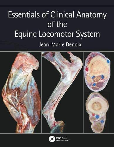 Essentials of Clinical Anatomy of the Equine Locomotor System por Jean-Marie Denoix