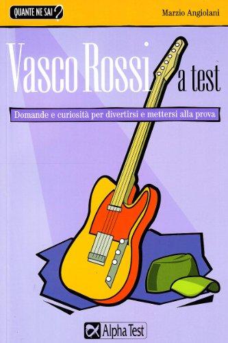 Vasco Rossi a