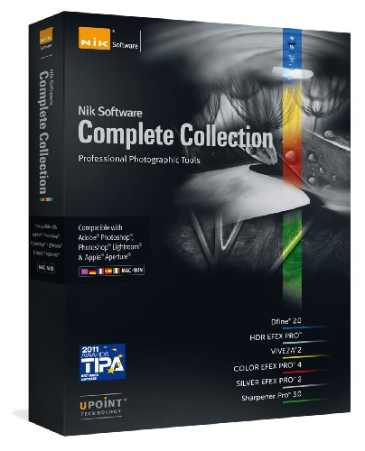 Nik Software Complete Collection (Photoshop) (Plug-in Aperture)