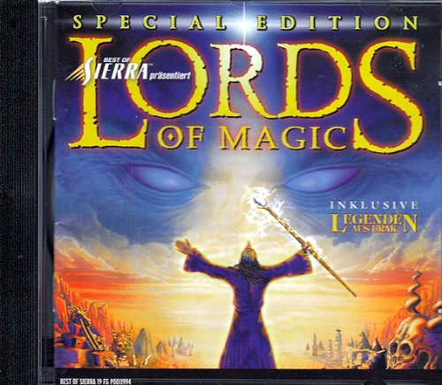 Lords Of Magic Special Edition
