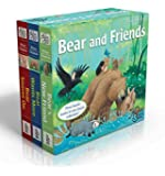 Bear and Friends: Bear Snores On; Bear Wants More; Bear's New Friend (Bear Books)