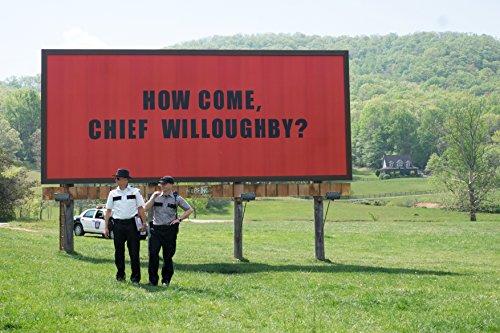 Three Billboards Outside Ebbing, Missouri [Blu-ray]