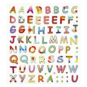 creapop hobby design sticker design motif lettres. Black Bedroom Furniture Sets. Home Design Ideas