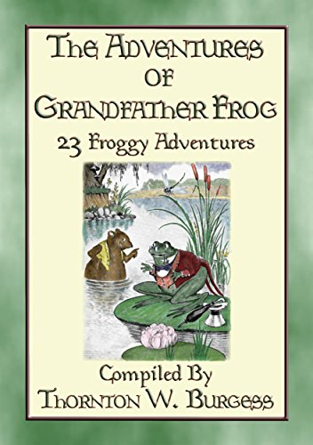 Froggies Cut Outs (THE ADVENTURES OF GRANDFATHER FROG - 23 Froggy Bedtime Tales: Stories with a Moral (English Edition))