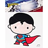 Simplicity Superman Karikatur Bügelbild Aufnäher, Polyester, Mehrfarbig, 14.68X 0,23x 18.36cm