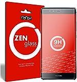 nandu I ZenGlass [2 Stück] Flexible Glas-Folie für Huawei P9 Panzerfolie I Bildschirm-Schutzfolie 9H I (Kleiner Als Das Gewölbte Bildschirm)