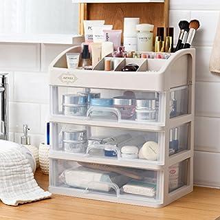 Kosmetik-Aufbewahrungsbox mit mehrschichtigen Schubladen