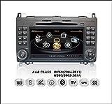 Mercedes Benz A/B Class Sprinter OEM Einbau Touchscreen Autoradio DVD Player MP3 MPE4 USB SD 3D Navigation GPS TV iPod USB MPEG2 Bluetooth Freisprecheinrichtung