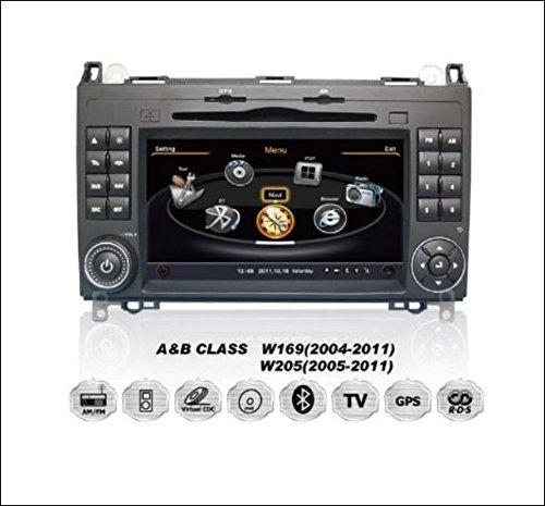 ass Sprinter OEM Einbau Touchscreen Autoradio DVD Player MP3 MPE4 USB SD 3D Navigation GPS TV iPod USB MPEG2 Bluetooth Freisprecheinrichtung (Dvr-antenne, Tv)