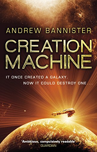 Creation Machine: (The Spin Trilogy 1) (English Edition) eBook ...