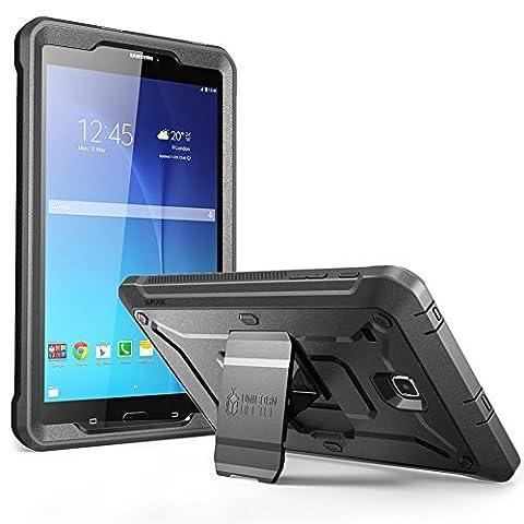 Galaxy Tab 10.1 Protezione, SUPCASE [Heavy Duty] [Unicorn Beetle PRO Series] Custodia protettiva robusta con protezione dello schermo incorporata per Samsung Galaxy Tab A 10.1 pollici (2016) (noir/noir)