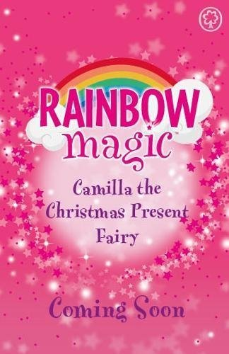 Camilla the Christmas Present Fairy