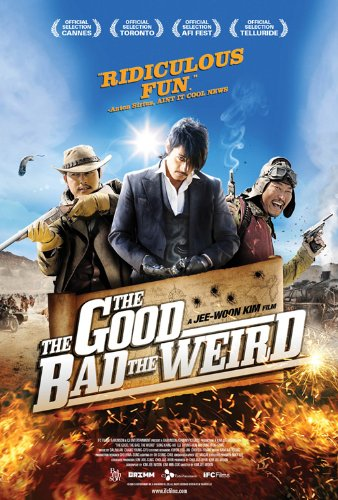 The Good, the Bad, the Weird Plakat Movie Poster (11 x 17 Inches - 28cm x 44cm) (2008) -
